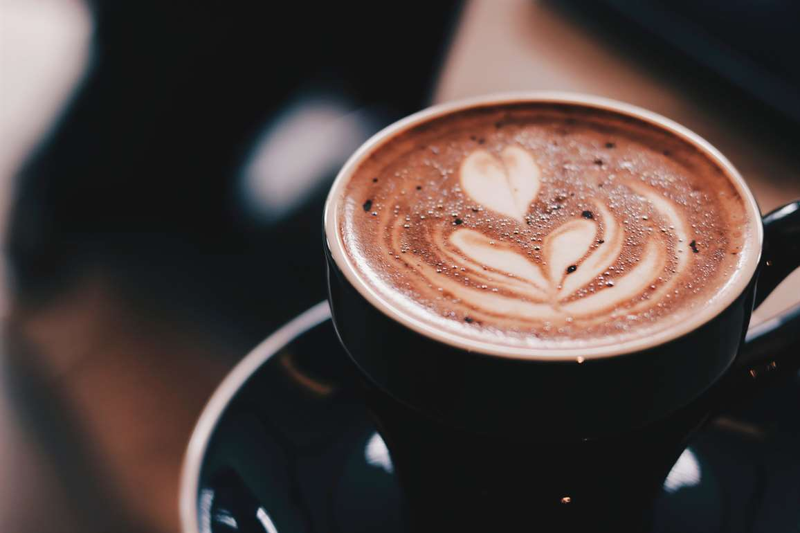 caffeine in coffee is able to help you burn fat fast