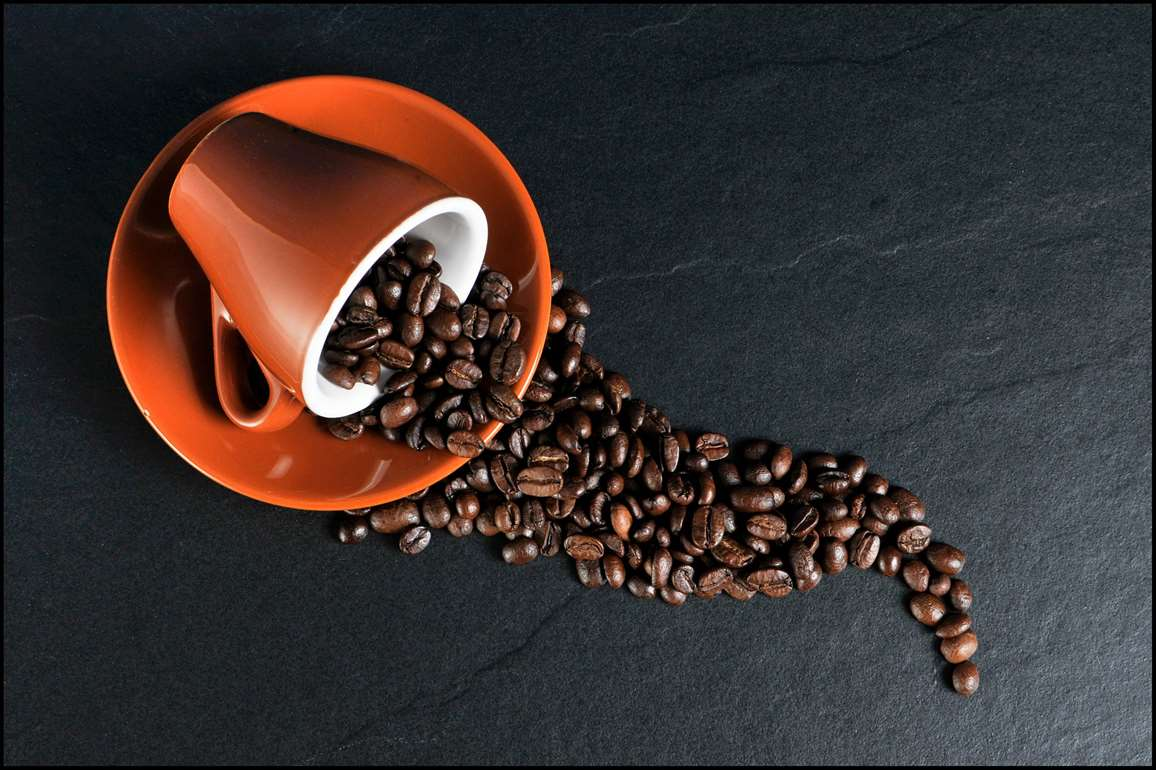coffee is an energy booster and will help make you smarter