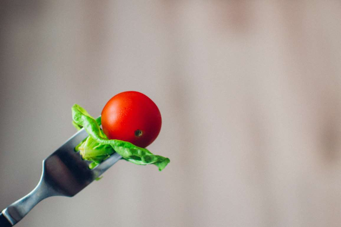 eating properly helps sore muscles relief