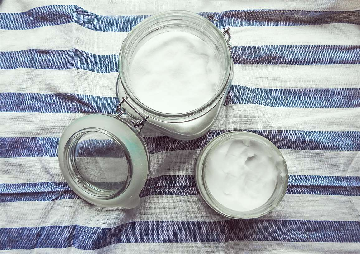eating coconut oil is a good healthy lifestyle habit to develop